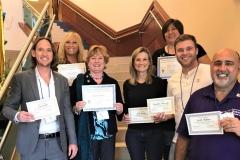 Rotary Leadership Institute attendees