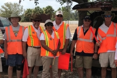 parking projects raise money for charities