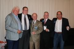 Bill de Deugd, Don Molloy, Bob Sheehan, Mark Stichter and Michael Spreckelmeier copy