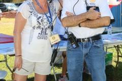 Karen Miller and Steve Bowen