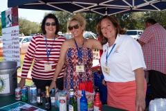 Nancy Graham, Amy Turner, Bobbi Lloyd