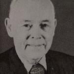 William Dryden 1958-59