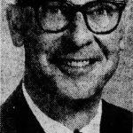 James A. Franklin Jr 1954-55