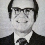 Dr. Lawrence Jones 1973-74
