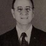 Dr. H. Quillian Jones 1932-33