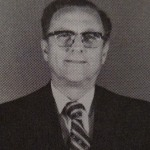 Armand D. Whiteman 1970-71